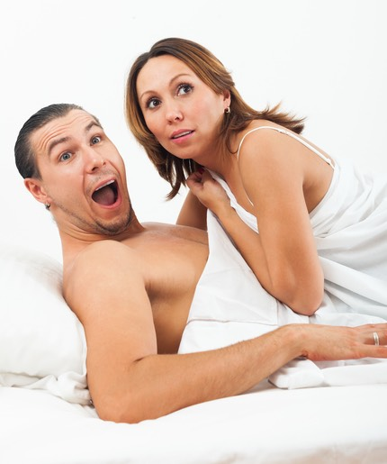 Spouse Caught Cheating