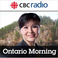 CBC Ontario Morning with Wei Chen