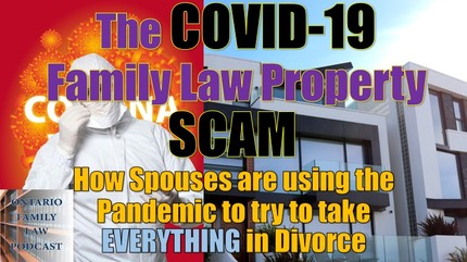 COVID 19 Property SCAM Podcast