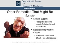 Other Remedies That Might Be Better