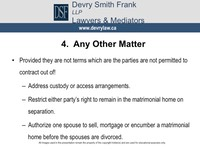 4. Any Other Matter